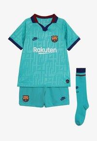 Nike Performance - FC BARCELONA  - Fanartikel - cabana/deep royal blue - 3