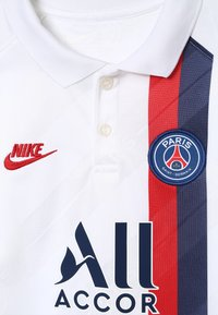 Nike Performance - PARIS ST GERMAIN SET - Korte broeken - white/university red - 4