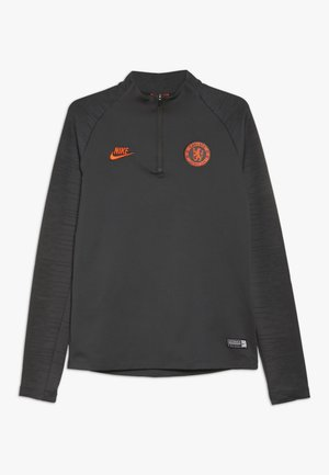 CHELSEA LONDON DRY  - Article de supporter - anthracite/black/rush orange