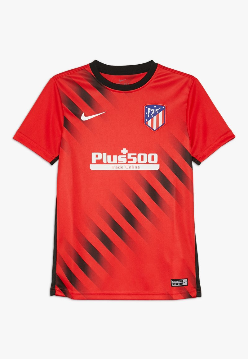 Nike Performance - ATLETICO MADRID DRY - Vereinsmannschaften - challenge red/black/white