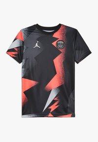 Nike Performance - PARIS ST GERMAIN DRY  - Fanartikel - black/white - 0
