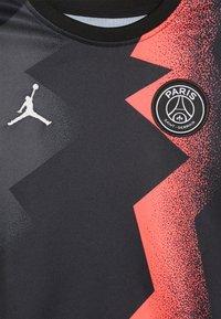 Nike Performance - PARIS ST GERMAIN DRY  - Fanartikel - black/white - 3