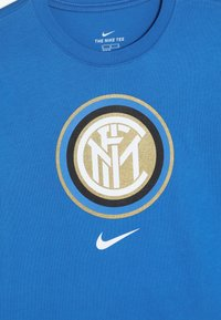 Nike Performance - INTER MAILAND TEE EVERGREEN CREST - Article de supporter - blue spark - 3