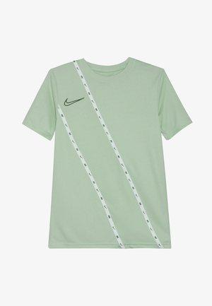 DRY - T-shirt z nadrukiem - pistachio frost