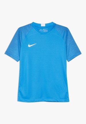 T-shirt print - light photo blue/coastal blue/white