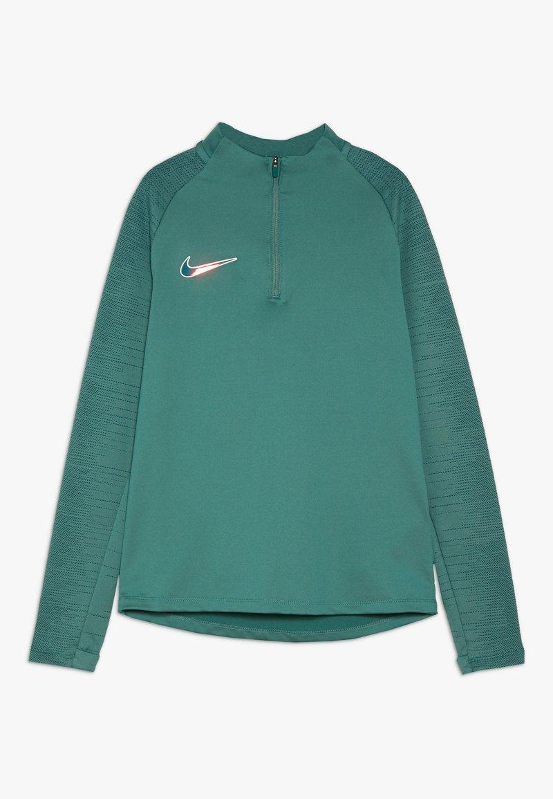 Nike Performance - DRY DRIL - Sports shirt - bicoastal/faded spruce/iridescent