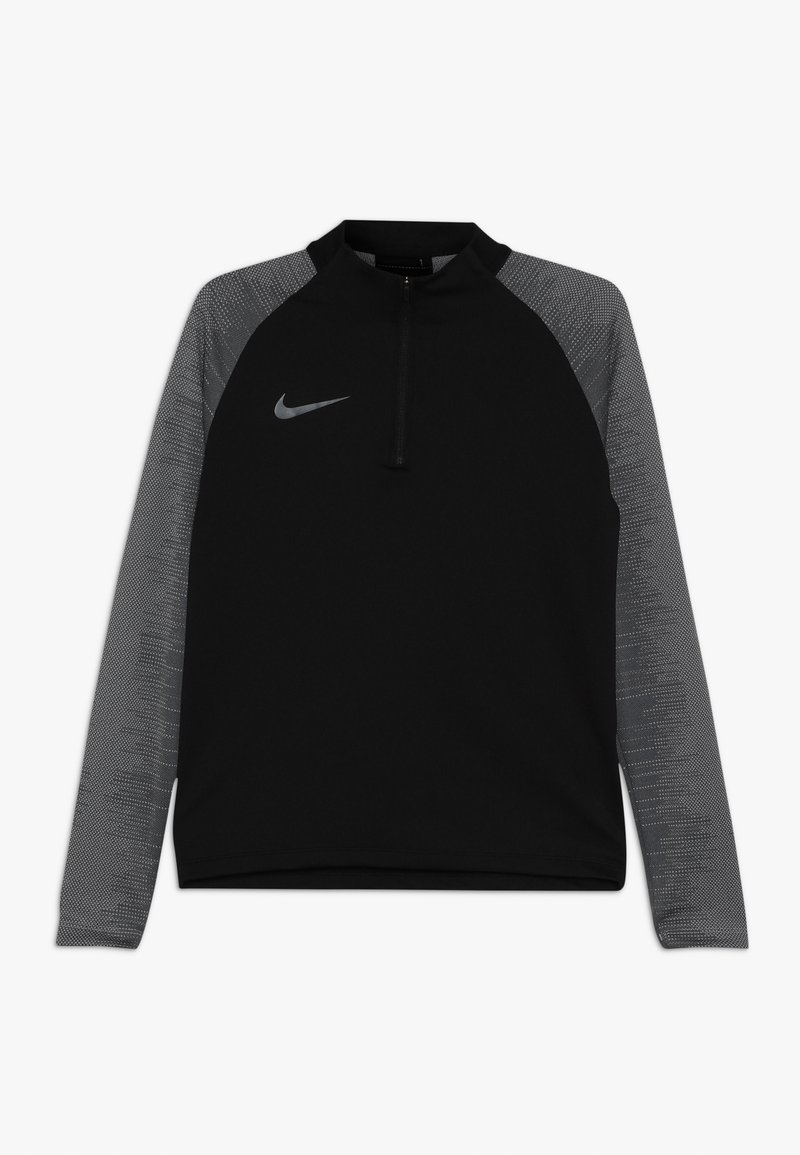 Nike Performance - DRY DRIL - T-shirt de sport - black/black/wolf grey/anthracite