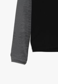 Nike Performance - DRY DRIL - T-shirt de sport - black/black/wolf grey/anthracite - 2