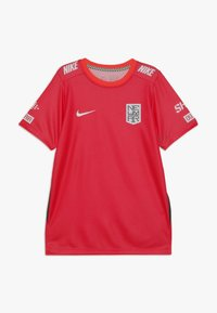 Nike Performance - NEYMAR DRY - T-shirt con stampa - laser crimson/black/white - 0