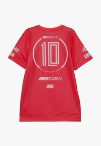 Nike Performance - NEYMAR DRY - T-shirt con stampa - laser crimson/black/white - 1