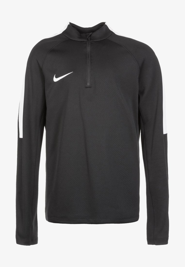 Nike Performance - DRY SQUAD 17 DRILL - Funktionstrøjer - black / white