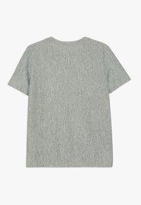 Nike Performance - CORE - T-shirt imprimé - midnight navy/white - 1