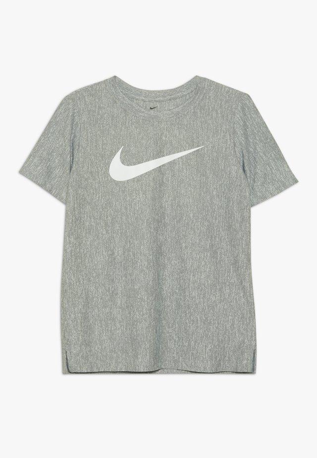 CORE - Camiseta estampada - midnight navy/white