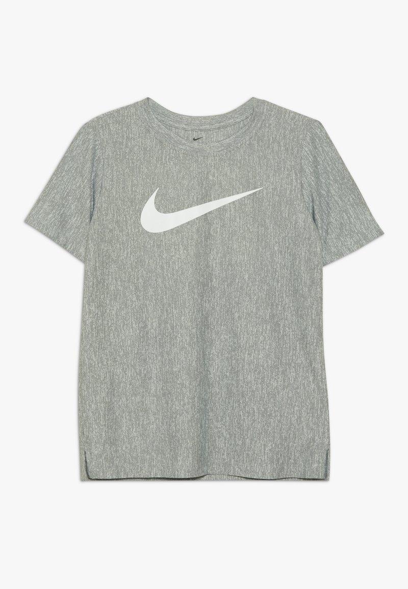 Nike Performance - CORE - T-shirt imprimé - midnight navy/white