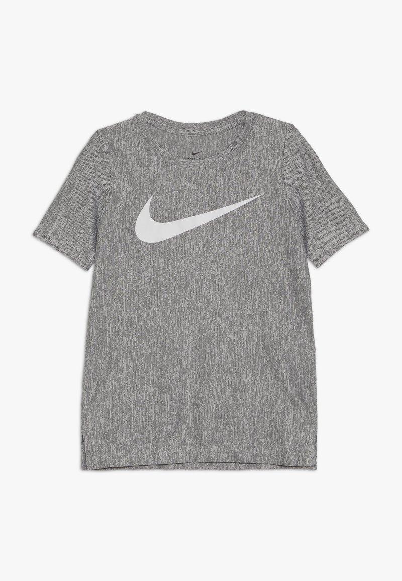 Nike Performance - CORE - T-shirt imprimé - light grey