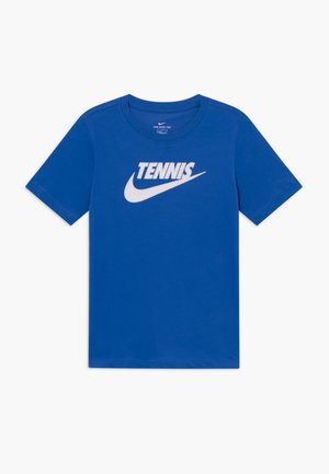 TEE TENNIS - Print T-shirt - game royal