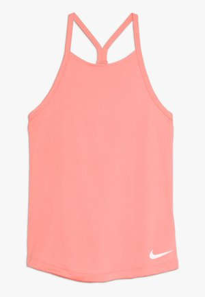DRY TANK ELSTKA - Sports shirt - salmon