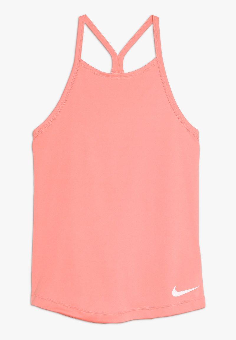 Nike Performance - DRY TANK ELSTKA - Sports shirt - salmon