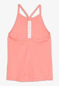 Nike Performance - DRY TANK ELSTKA - Sports shirt - salmon - 1