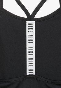 Nike Performance - DRY TANK ELSTKA - Sports shirt - black/white - 4