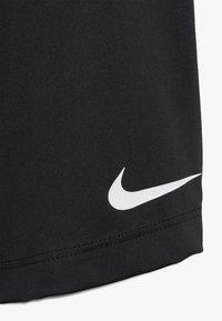Nike Performance - DRY TANK ELSTKA - Sports shirt - black/white - 2