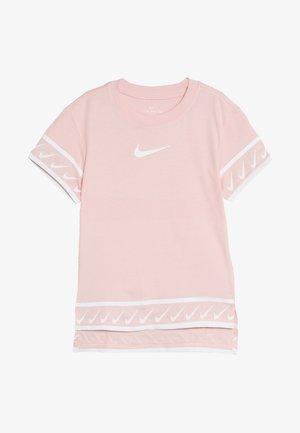 TEE STUDIO - T-shirt z nadrukiem - echo pink
