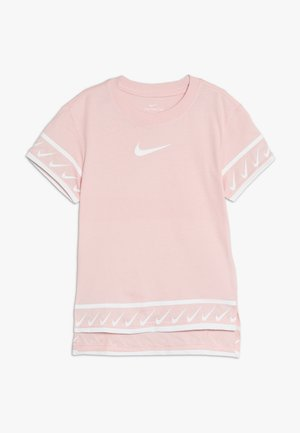 TEE STUDIO - T-shirt med print - echo pink
