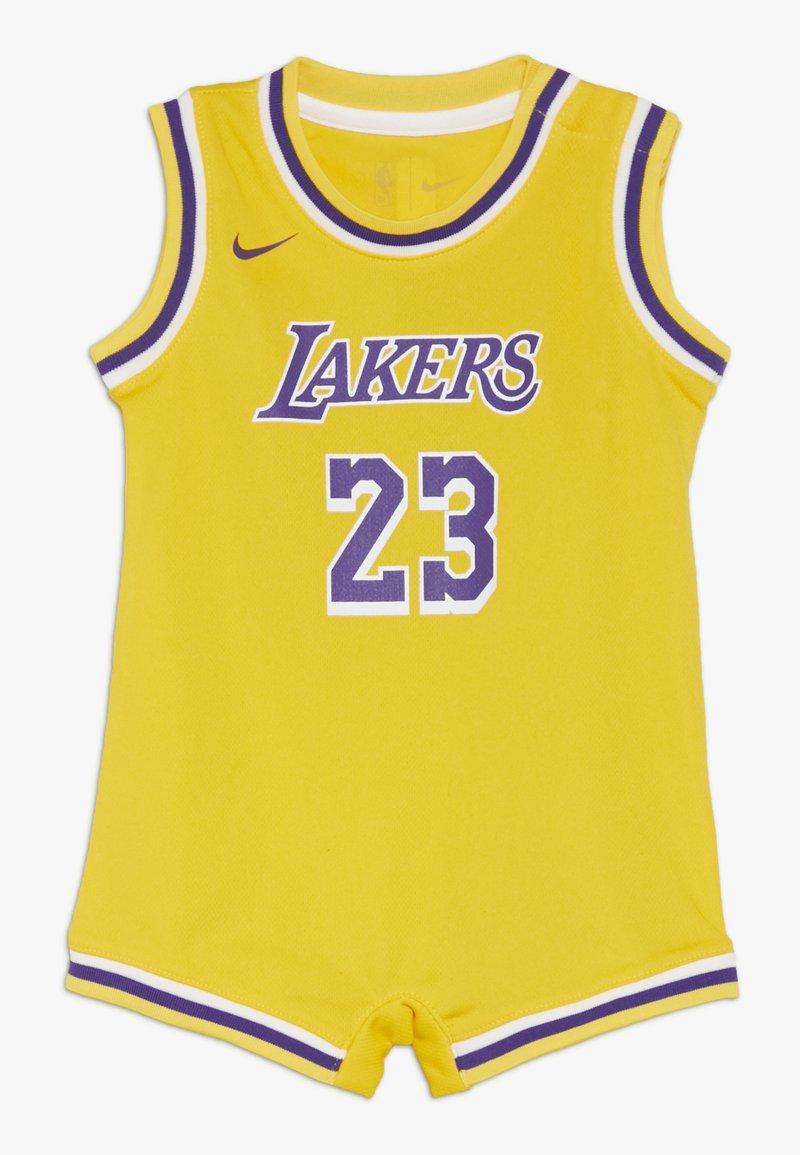 Nike Performance NBA JAMES LEBRON LOS ANGELES LAKERS BOYS ...