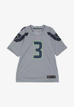 NFL SEATTLE SEAHAWKS ALTERNATE - T-Shirt print - dark grey heather