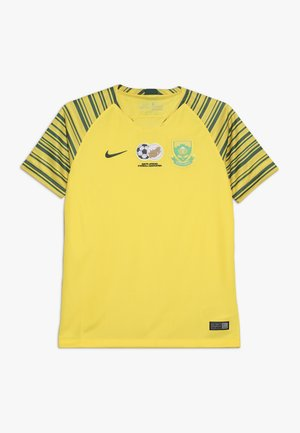 SOUTH AFRICA  - Club wear - tour yellow/gorge green
