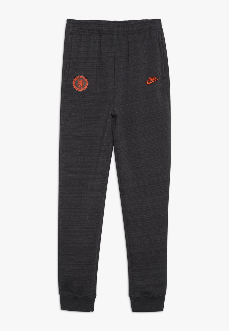 Nike Performance - CHELSEA LONDON PANT - Pelipaita - anthracite/dark grey/rush orange