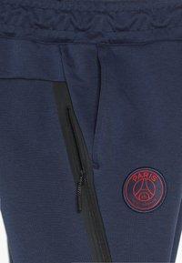 Nike Performance - PARIS ST GERMAIN PANT - Vêtements d'équipe - midnight navy/university red - 4
