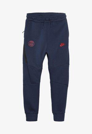 PARIS ST GERMAIN PANT - Teamwear - midnight navy/university red