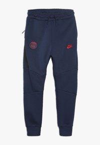 Nike Performance - PARIS ST GERMAIN PANT - Vêtements d'équipe - midnight navy/university red - 0