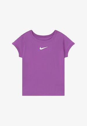 DRY  - T-shirt basique - purple/white