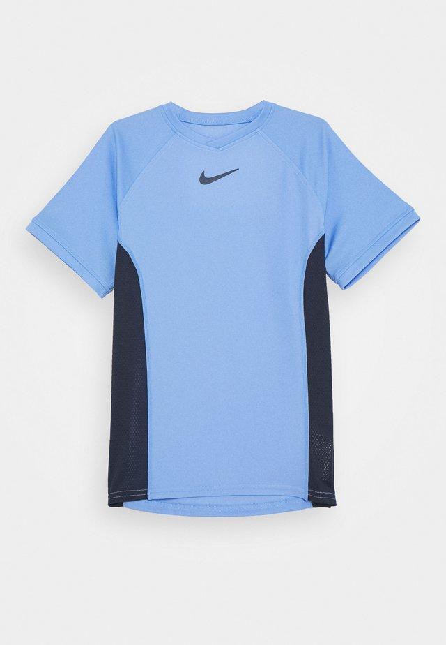 DRY - Camiseta estampada - royal pulse/obsidian