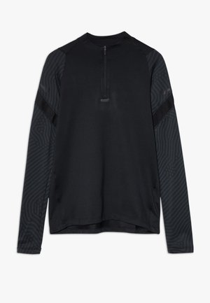 DRY - Sports shirt - black/black/anthracite/black