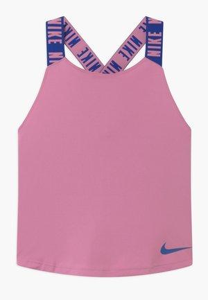 DRY TANK ELASTIKA - Koszulka sportowa - magic flamingo/hyper blue
