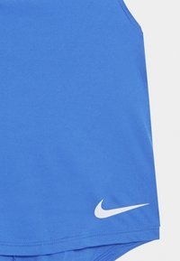 Nike Performance - DRY TANK ELASTIKA - Koszulka sportowa - pacific blue/football grey - 2
