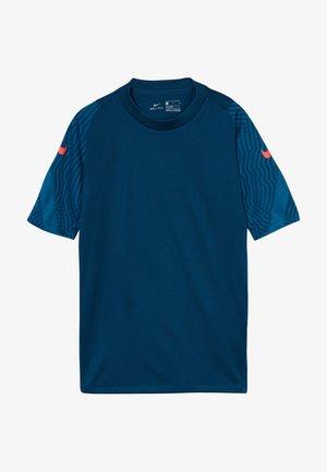 Sportshirt - valerian blue/laser crimson