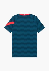 Nike Performance - DRY - T-shirt print - laser blue/laser crimson