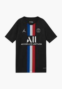 Nike Performance - PARIS ST. GERMAIN - Klubové oblečení - black/white - 0