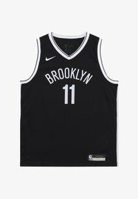 Nike Performance - NBA KYRIE IRVING BROOKLYN NETS JERSEY - Oblečení národního týmu - black - 2