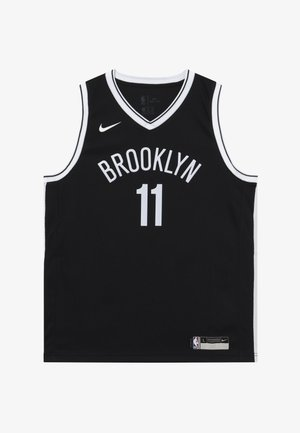 NBA KYRIE IRVING BROOKLYN NETS JERSEY - Voetbalshirt - Land - black