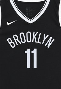 Nike Performance - NBA KYRIE IRVING BROOKLYN NETS JERSEY - National team wear - black - 3