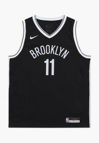 Nike Performance - NBA KYRIE IRVING BROOKLYN NETS JERSEY - Oblečení národního týmu - black - 0