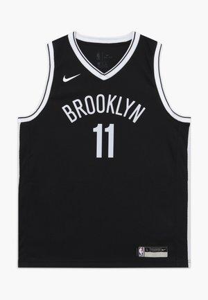 NBA KYRIE IRVING BROOKLYN NETS JERSEY - Oblečení národního týmu - black