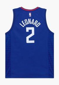 Nike Performance - NBA KAWHI LEONARD LA CLIPPERS  - Funkční triko - blue - 1