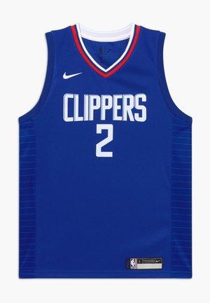 NBA KAWHI LEONARD LA CLIPPERS  - Funkční triko - blue