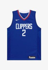 Nike Performance - NBA KAWHI LEONARD LA CLIPPERS  - Funkční triko - blue - 2